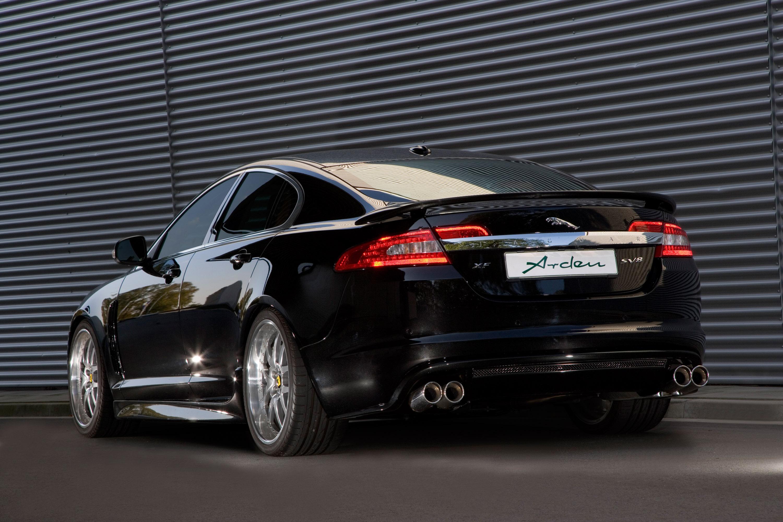 Arden Jaguar Xf Aj21 Rs Black ...