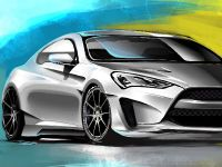 Ark Performance Hyundai Legato Concept Genesis Coupe , 1 of 3