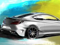 Ark Performance Hyundai Legato Concept Genesis Coupe , 3 of 3
