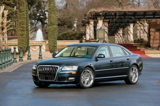audi a8 w12 wallpaper. 2005 Audi A8 L W12 car