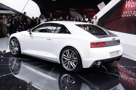 Audi Cars 2010 Audi Quattro Concept