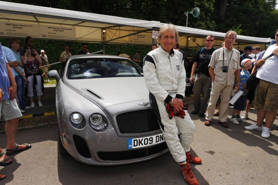 Bentley Continental Supersports at Goodwood