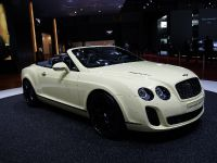 Bentley Supersports Convertible Geneva 2010