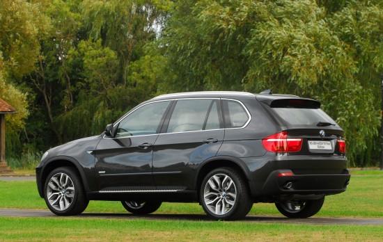 BMW X5 xDrive35d 10-Year Edition