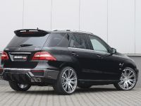 Brabus 2012 Mercedes-Benz ML 63 AMG, 5 of 11