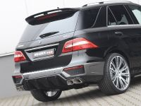 Brabus 2012 Mercedes-Benz ML 63 AMG, 6 of 11