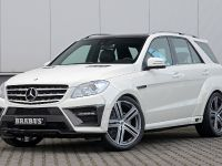 Brabus 2012 Mercedes-Benz ML Widestar, 1 of 8