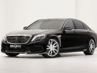 Brabus 2014 Mercedes-Benz S-Class, 2 of 10