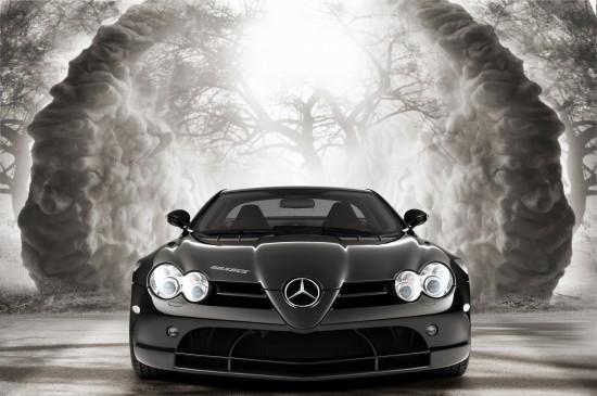 mercedes slr brabus. Brabus Mercedes-Benz SLR