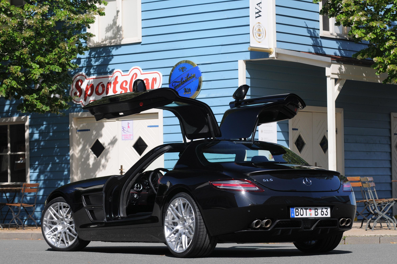 Brabus Mercedes Benz Sls Amg 02 ...