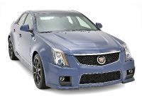 Cadillac CTS Stealth Blue Edition, 1 of 5