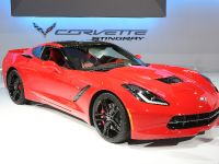Chevrolet Corvette Stingray Chicago 2013, 2 of 5