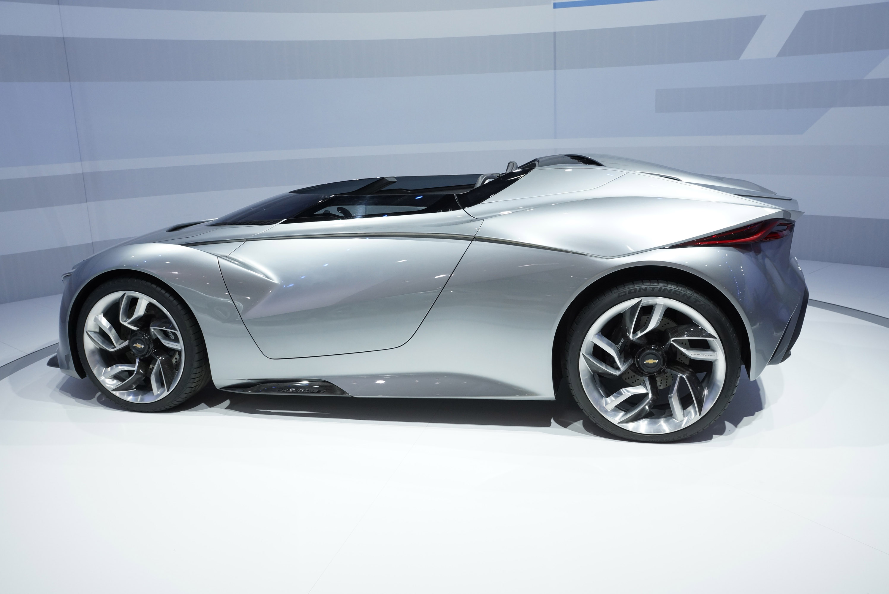 Chevrolet Miray Roadster Concept Coche Car