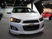Chevrolet Sonic LTZ Turbo Detroit 2013