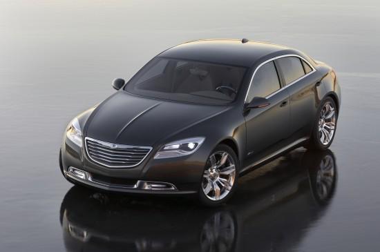 Chrysler 200c Ev Concept 01