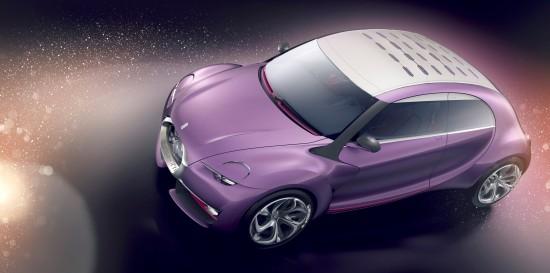 2009 Citroen Revolte Concept. Citroen Revolte Concept 03
