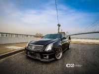D2Forged Cadillac CTS-V FMS-11 , 1 of 15