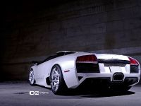 D2Forged Lamborghini Murcielago LP 640, 6 of 9