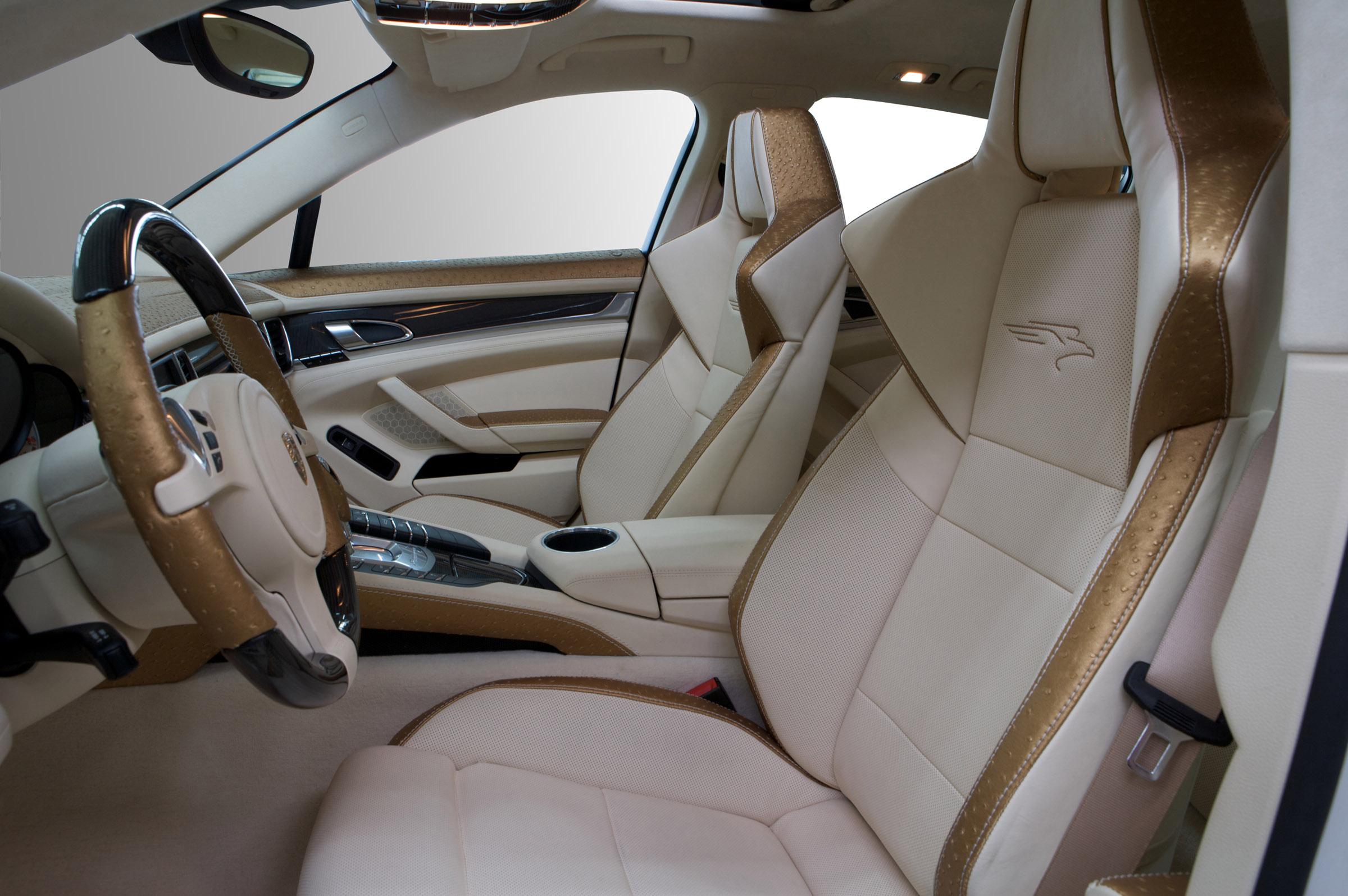 Fab Porsche Panamera Interior 03 ...