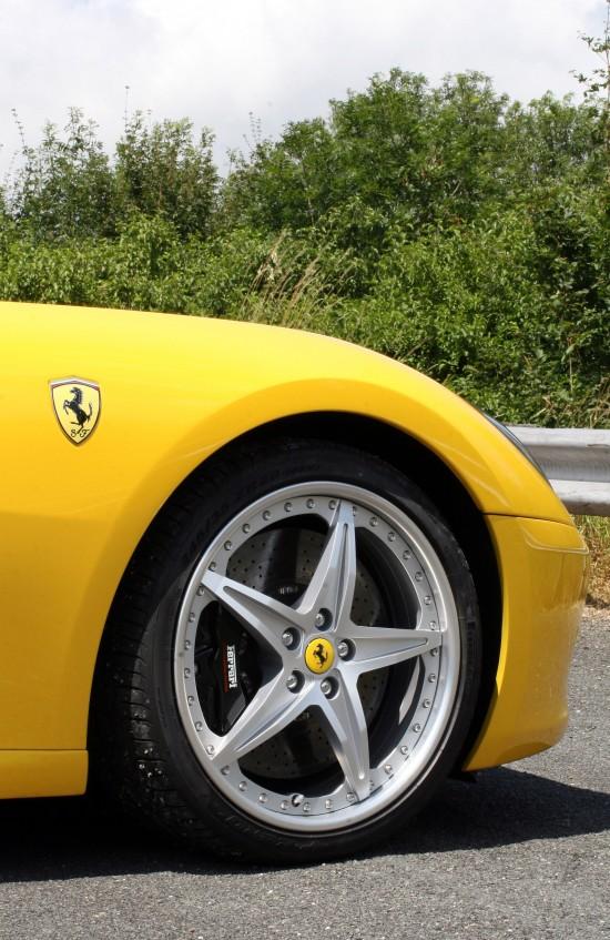 Ferrari 599 Gtb Fiorano Hgte. Ferrari 599 GTB Fiorano HGTE