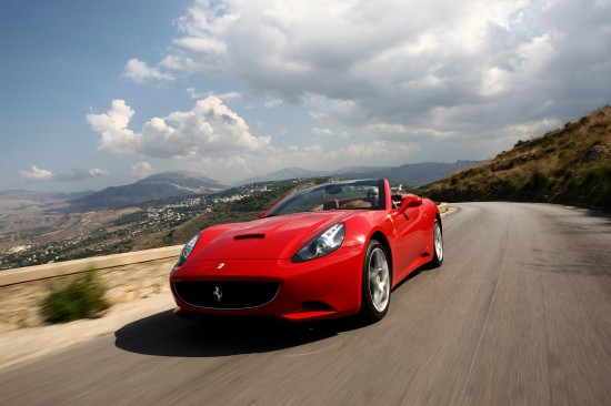 Ferrari At The Goodwood