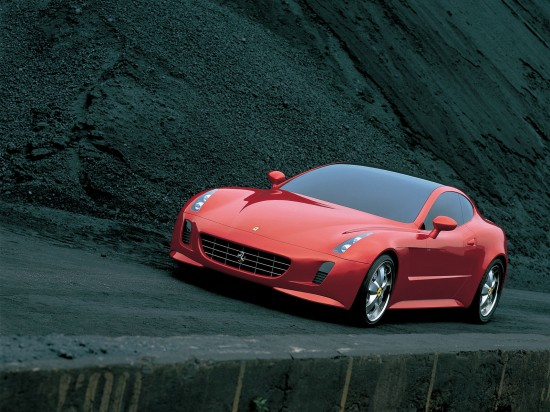 Ferrari GG50 Concept Pics