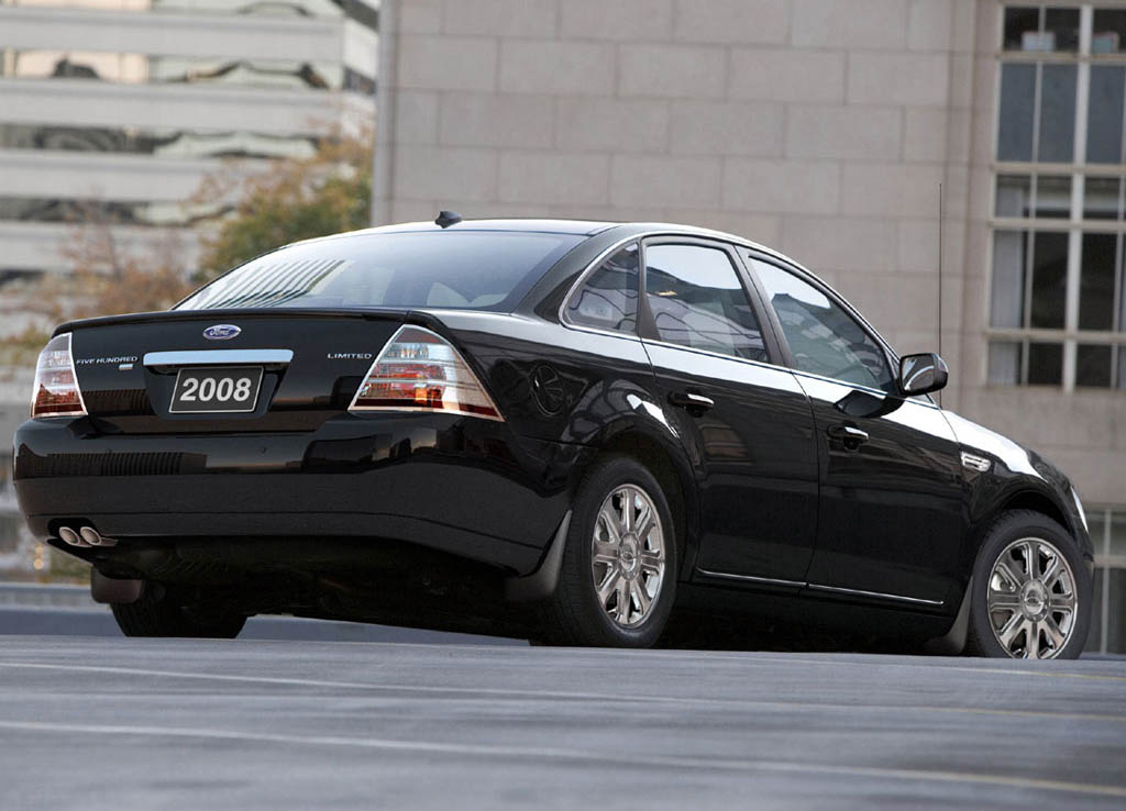ford five hundred 2012