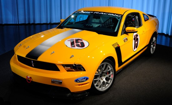 2011 Ford Mustang Boss 302r. Ford Mustang Boss 302r 03