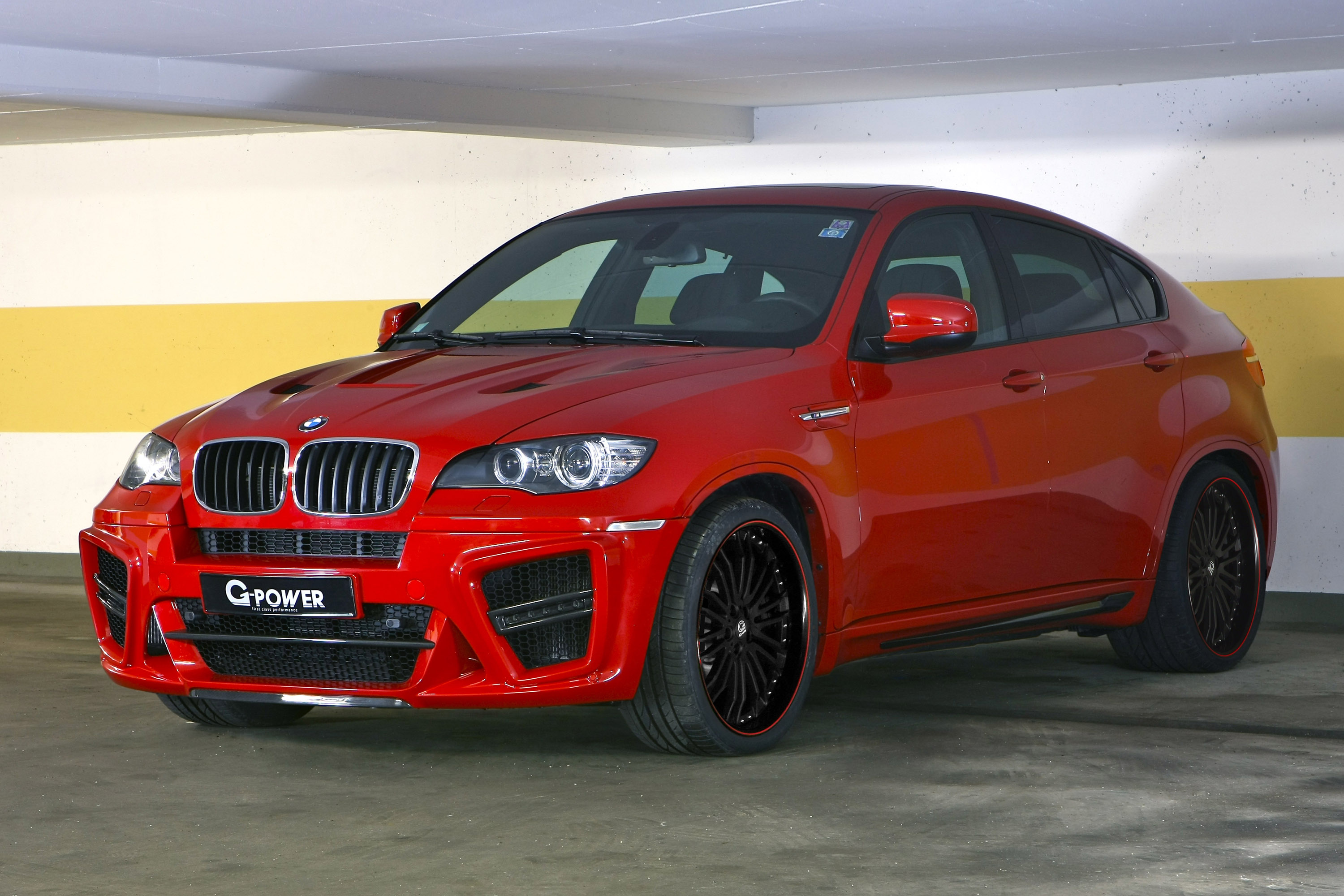 2011 g power bmw x6m typhoon s dark cars wallpapers. Black Bedroom Furniture Sets. Home Design Ideas