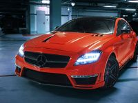 German Special Customs Mercedes-Benz CLS63 AMG Stealth, 2 of 11