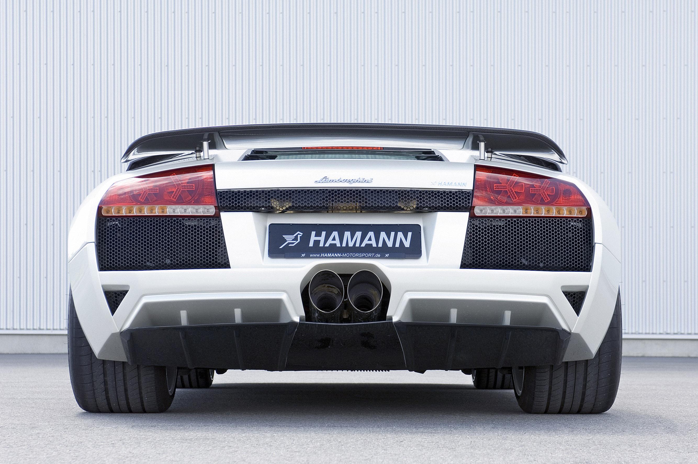 Lamborghini Hamann Murcielago Roadster