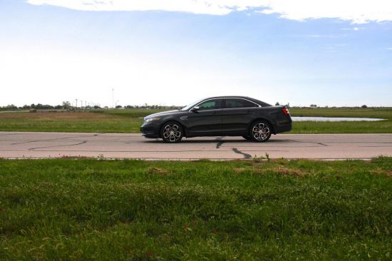Hennessey Performance Ford Taurus SHO