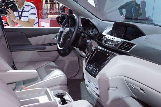 Honda Odyssey Touring Elite New York