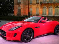 Jaguar F-Type In Burning Desire, 1 of 7