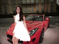 Jaguar F-Type In Burning Desire, 3 of 7