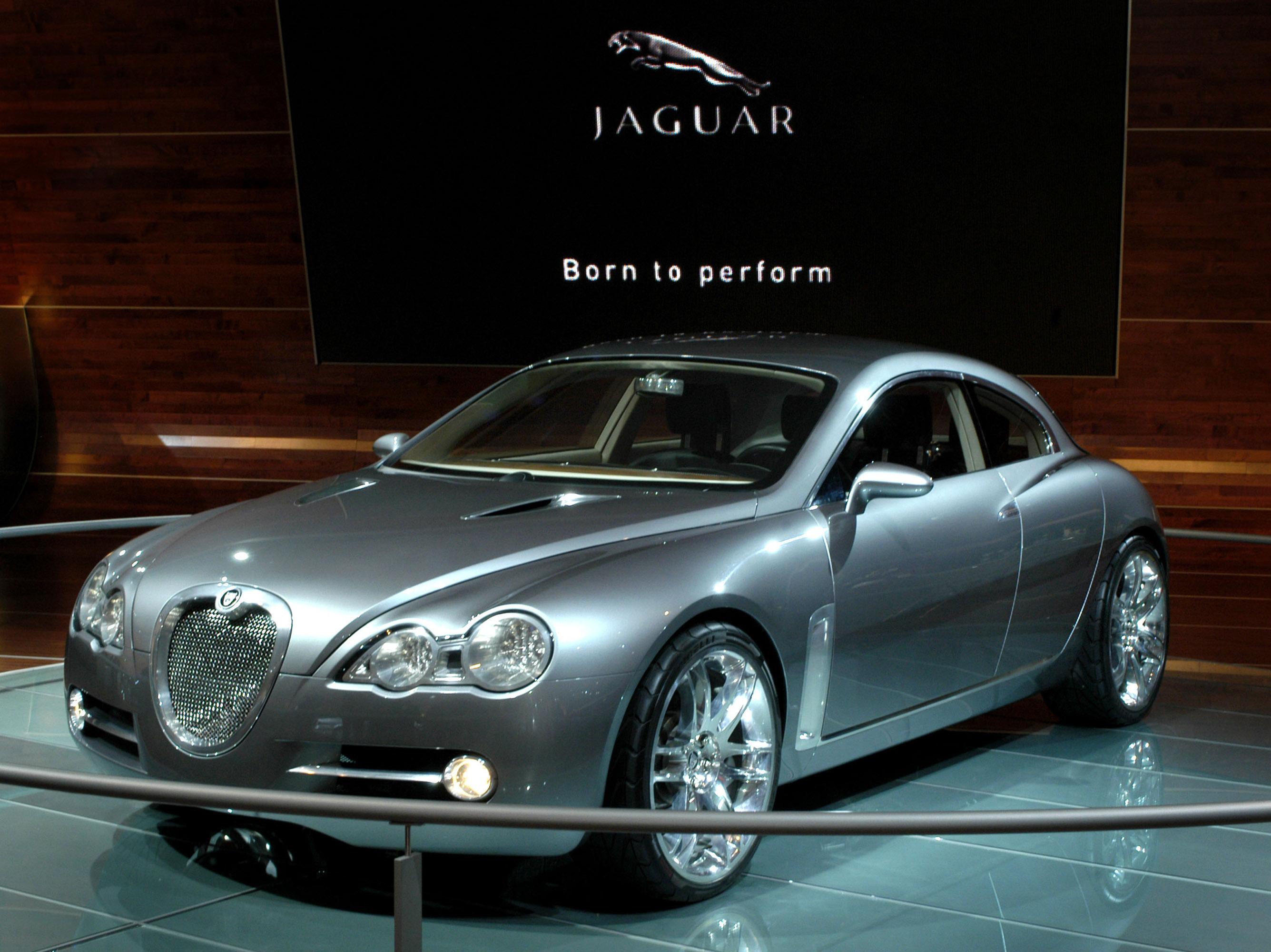 2010 Jaguar RD6 Concept photo - 2