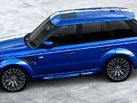 Kahn Range Rover Bali Blue RS300 Cosworth , 2 of 13