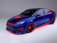 Kia Optima Hybrid Project Superman , 1 of 3