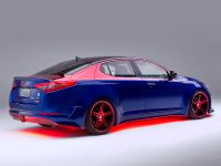Kia Optima Hybrid Project Superman , 2 of 3