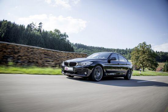 KW Automotive BMW 3-Series GT