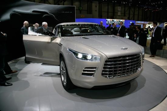 Lagonda Concept Geneva