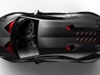 Lamborghini Sesto Elemento concept, 6 of 6
