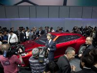 Lamborghini Urus Concept Beijing Debut, 4 of 4