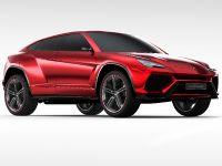 Lamborghini Urus Concept, 1 of 12