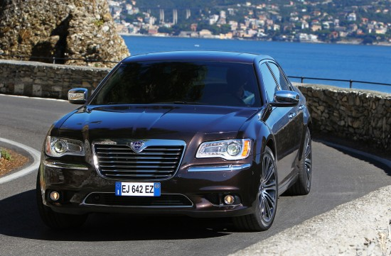 Lancia Thema AWD