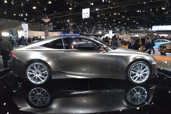 Lexus LF-CC Los Angeles