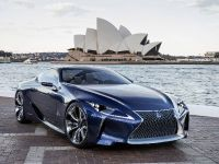 Lexus LF-LC Blue Concept, 3 of 16