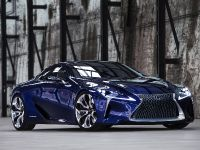 Lexus LF-LC Blue Concept, 4 of 16