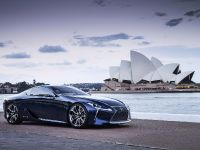 Lexus LF-LC Blue Concept, 6 of 16