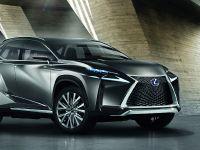 Lexus LF-NX Crossover Concept , 2 of 5